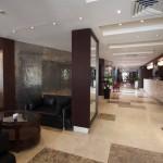 Golden Park lobby