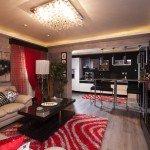 Golden Park presidential suite living